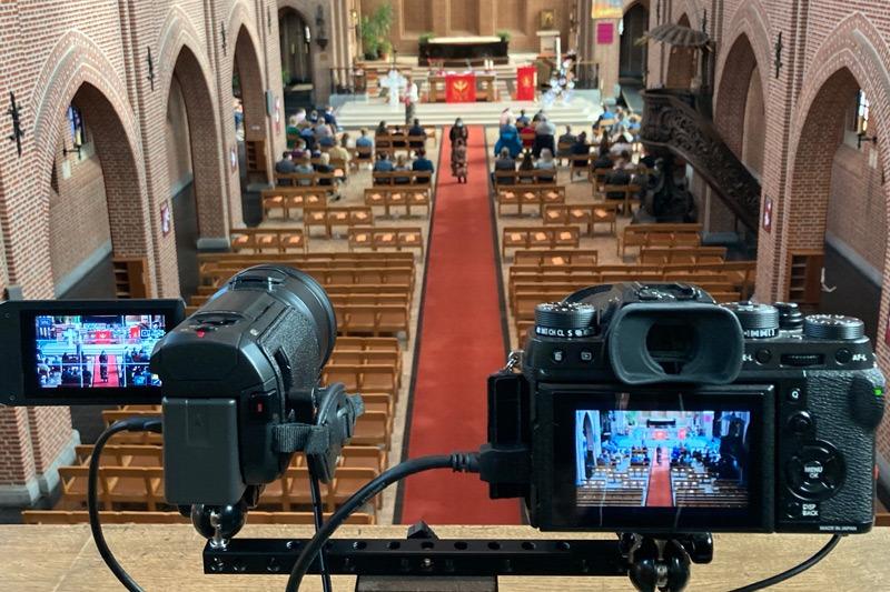 Live-streaming voor kerken
